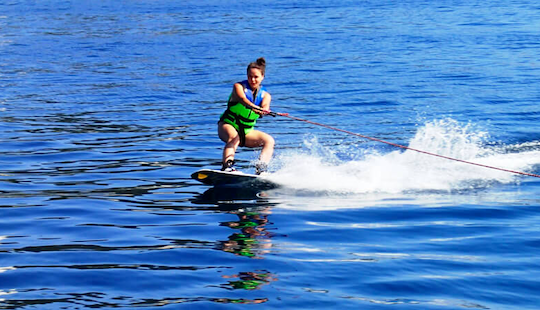Exciting 10-minutes Wakeboarding Ride In Dubrovnik, Croatia