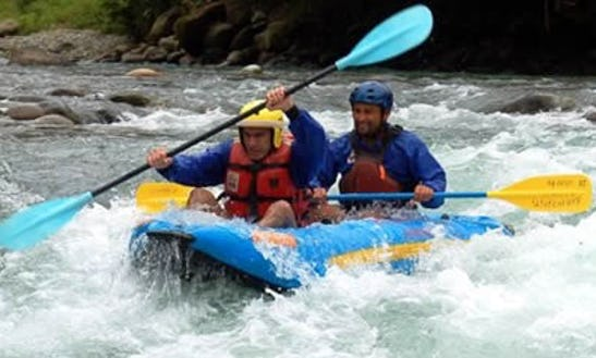 Book A Double Kayak Tour In Verchaix, France