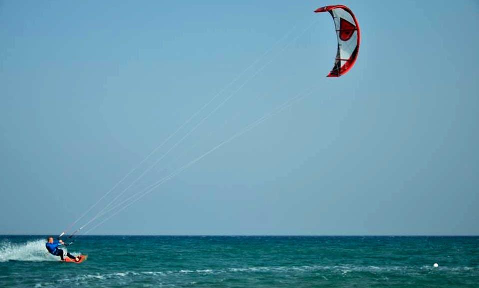 Kite Surfing rental and lessons  in Çayönü
