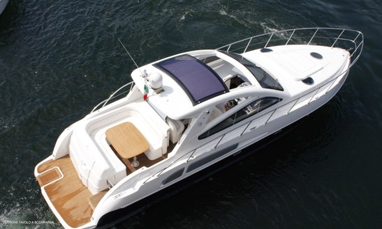 Deck Boat Rental In Mandelieu-la-napoule