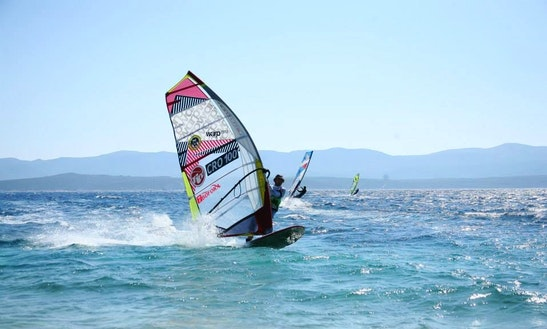 Windsurfing Lesson & Hire In Bol