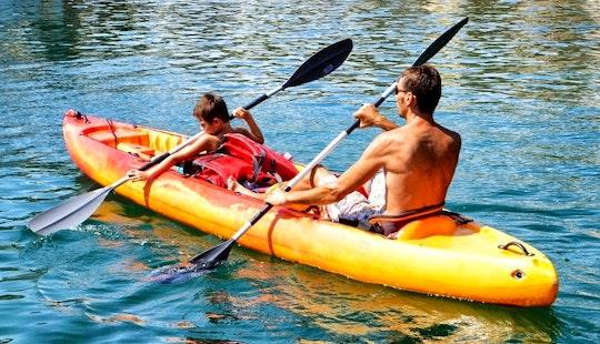Tandem Kayak For Rent In Bol, Split-dalmatia County