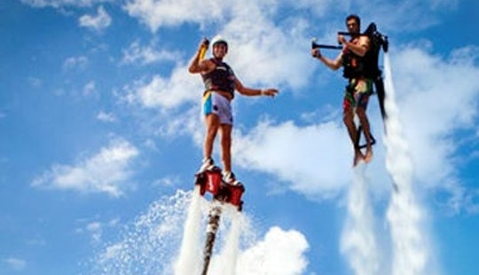 Experience Flyboarding In Miami