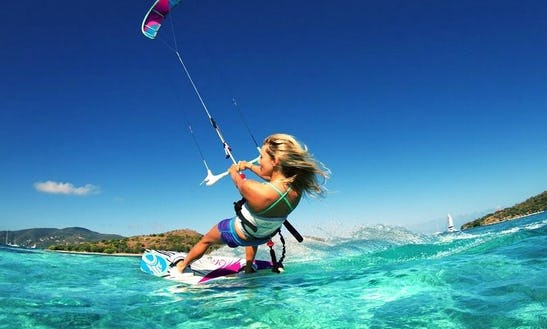 Kiteboarding Lessons And Rental In Tp. Phan Thiết