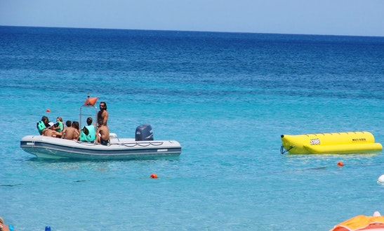 Banana Rafting Hire In San Teodoro