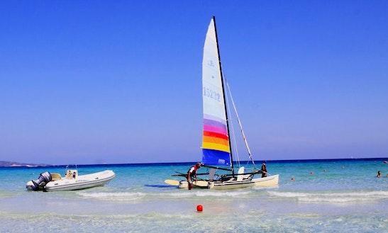 Catamaran Sailing Hire & Lesson In San Teodoro