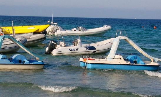 'sacs' Boat Hire In San Teodoro