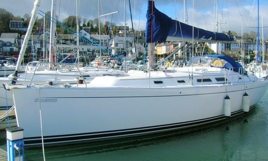 40' Luxury Sailing Yacht In Kinsale