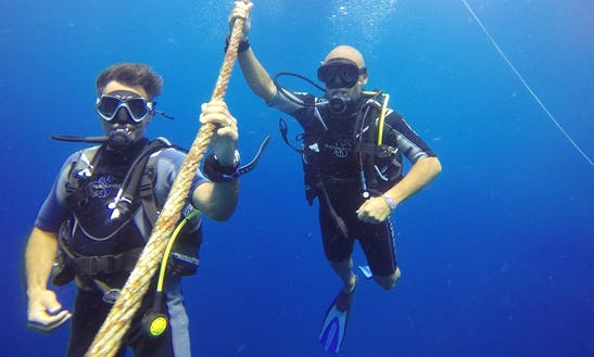 Discover Scuba Diving In Guadeloupe