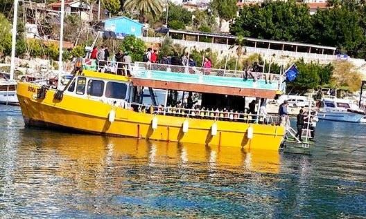 """BORA"" Diving Boat Trips in Turkey"