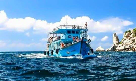 Daily Snorkeling Tour with Da in Tambon Ko Tao, Thailand