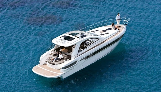Charter A Bavaria New Sport 44 Ht Yacht For 12 Person In Rovinj, Croatia