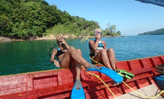 Diving And Snorkelling In Krong Preah Sihanouk