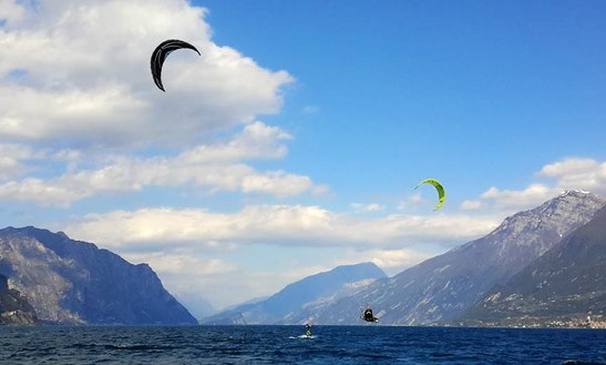Kiteboarding Lesssons In Brenzone