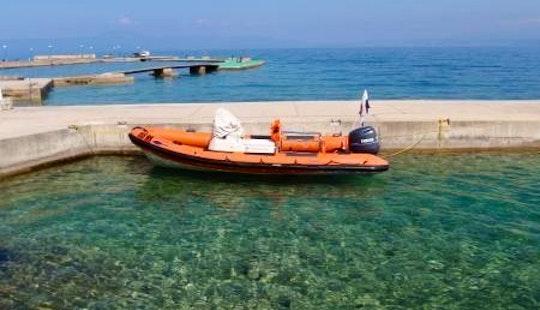 Speedboat Diving Trips In Krk