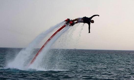 Flyboarding In Turkey