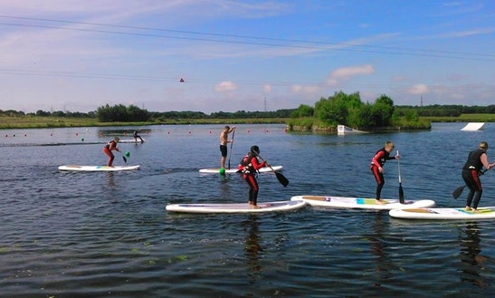 Paddleboard Hire In Blackpool