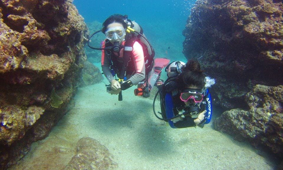 Diving Trips in Hengchun Township
