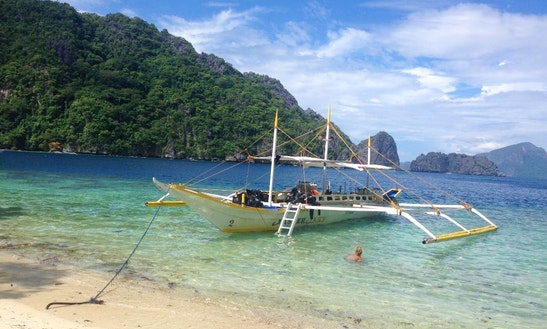 Diving Boat Trips In El Nido