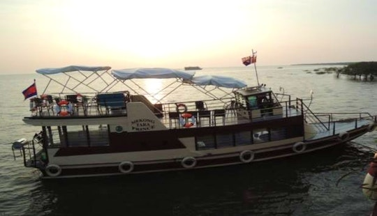 Mekong River Adventure In Phnom Penh