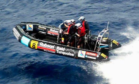 Speed Boat Tour In La Grande-Motte