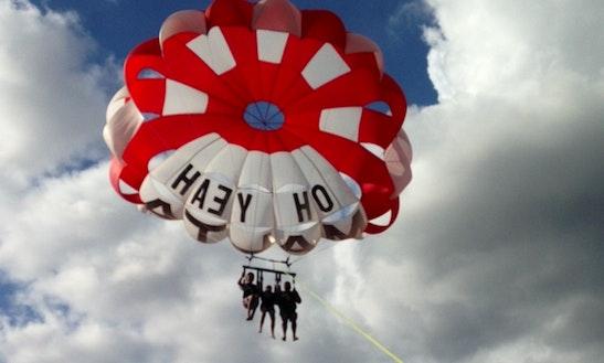 Paragliding In Il-mellieħa