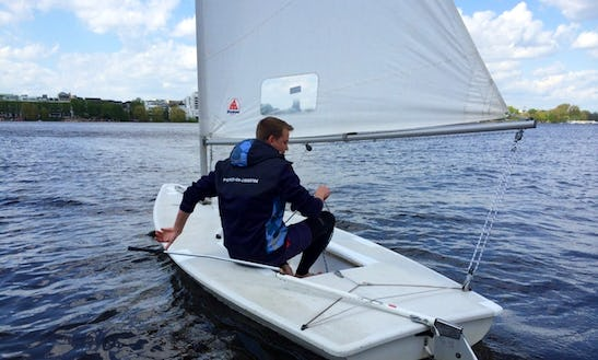 Laser 1 Dinghy Hire And Sailing Lessons In Hamburg