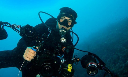 Experience The Underwater World With Diving Courses In Díli, Timor-leste