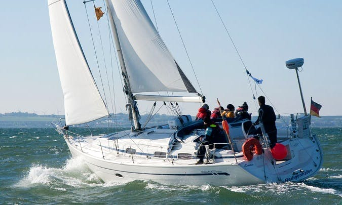 "Bavaria 37 ""Emilio"" Sailing Trips in Hamburg"