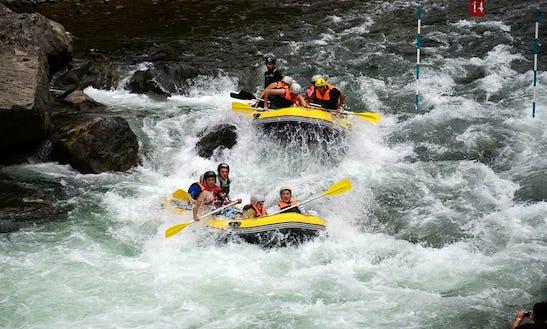 Rafting In Şenyamaç Köyü