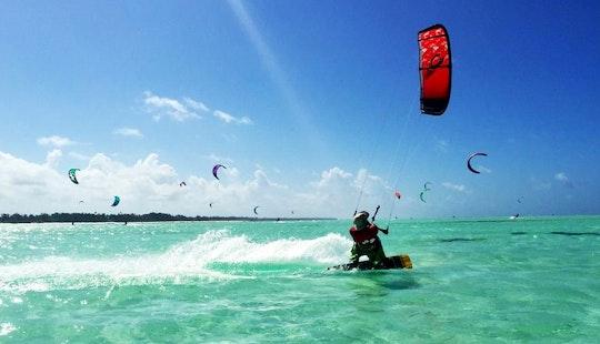 Kitesurfing Lession In Pwani Mchangani