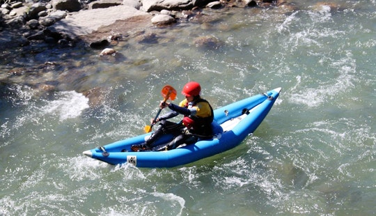 Single Kayak Rental And Tours In Sand In Taufers