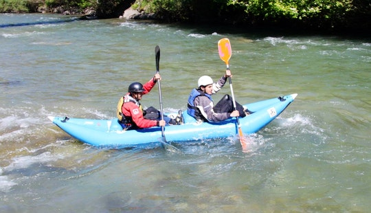 Double Kayak Rental And Courses In Sand In Taufers