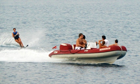 Water Skiing  In Sharm El-sheikh