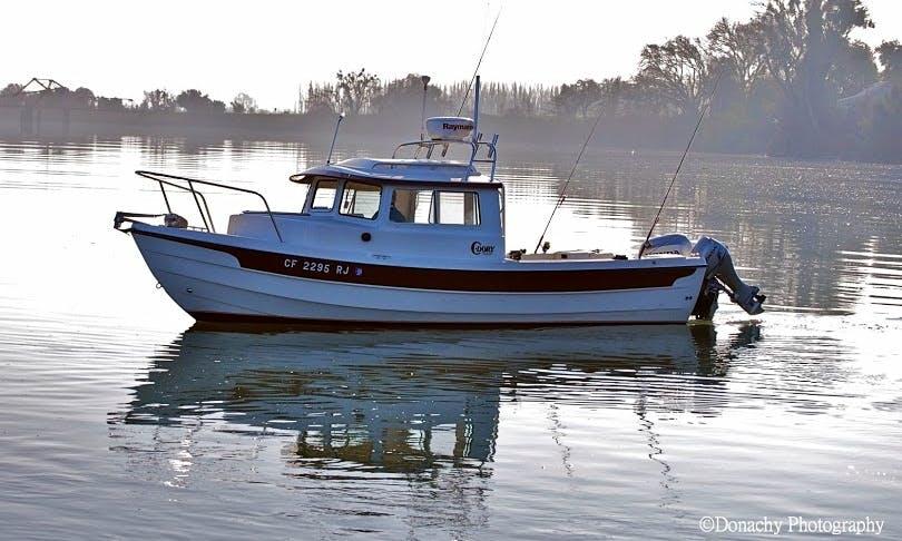 Boat Fishing Trips in South Sinai