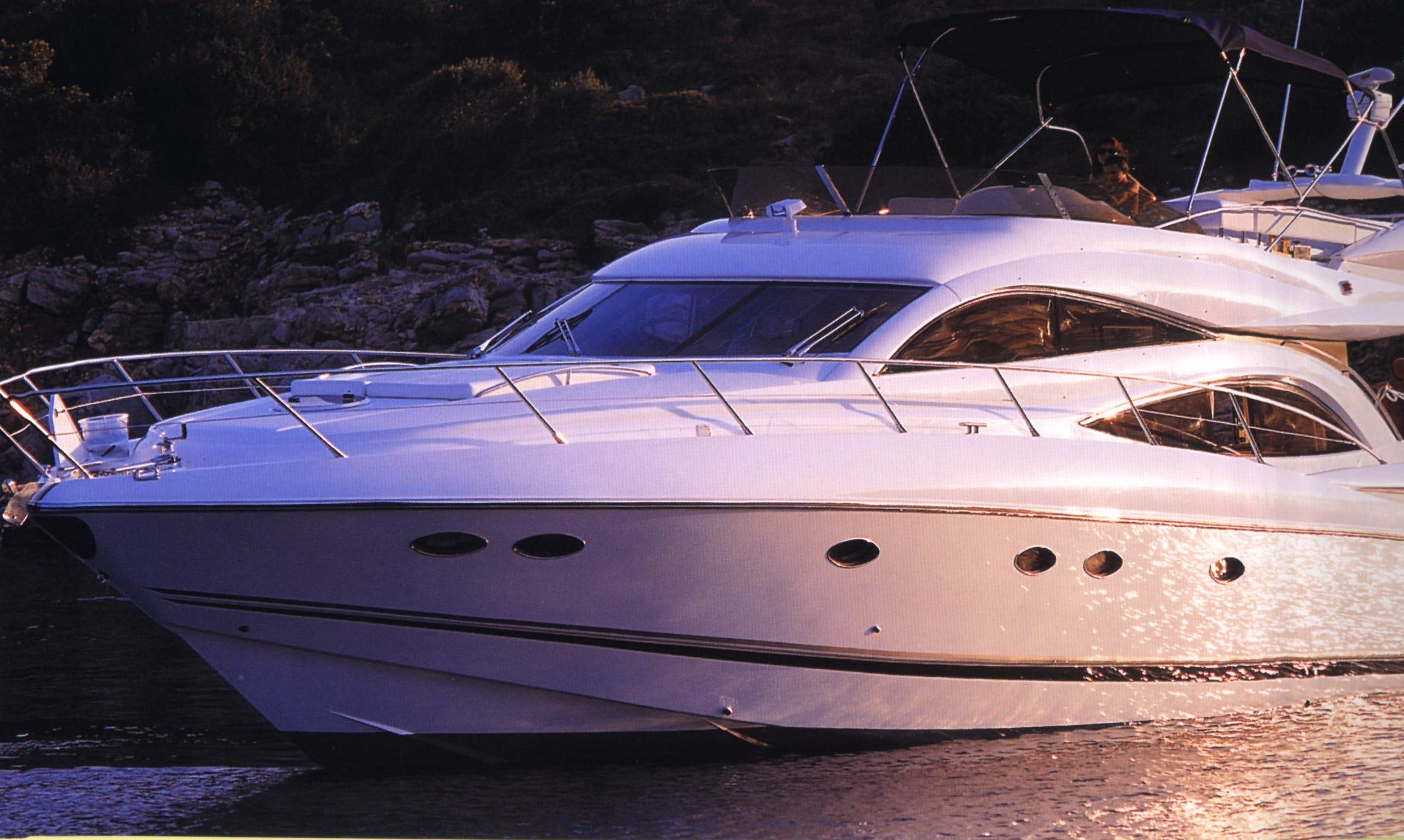 Sunseeker Manhattan 56 rental in Västerås