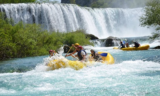 Whitewater Rafting Tour In Split