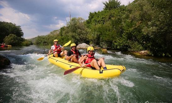 Canoeing Tour In Split
