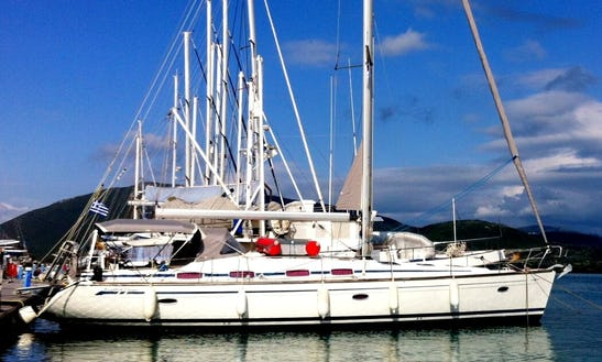 Charter Bavaria 50 Cruiser For 12 People And Sail The Ionian Sea