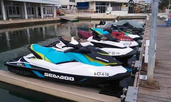 Brp Gti Jet Ski Rental In Torrevieja, Spain