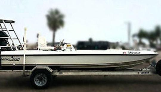 Enjoy Action Craft Flats Boat Fishing Charters In San Juan, Puerto Rico