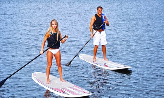 Paddleboard Tour In Zagreb