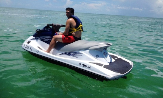 Jet Ski Rental In Islamorada, Florida