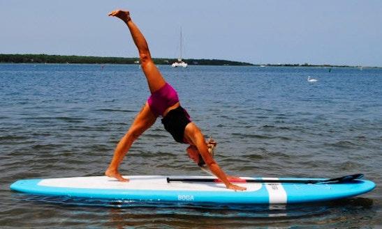 Hourly Stand Up Paddleboard Rental In Islamorada, Florida