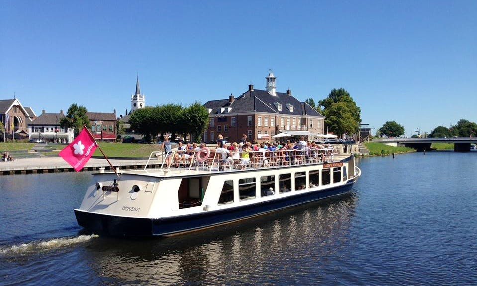 "Hire ""Casino Boat"" in Ommen"