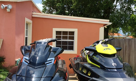 Jet Ski Tour In Key Biscayne