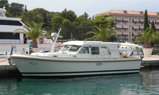 Linssen Grand Sturdy 40.9 Charter In Rovinj