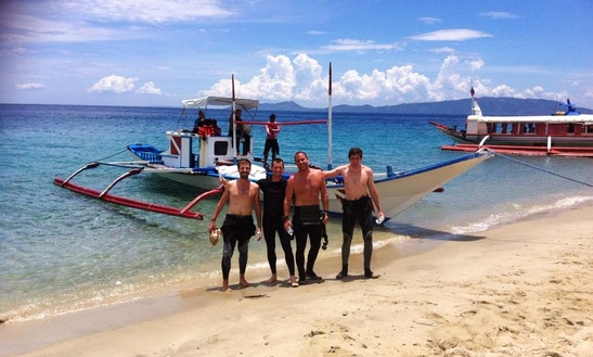 Pacific Diving Boat Trips In Malay