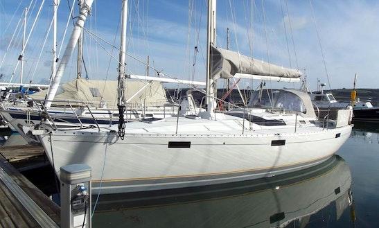 Zahu Cruising Monohull Charter In Tr11 5uf