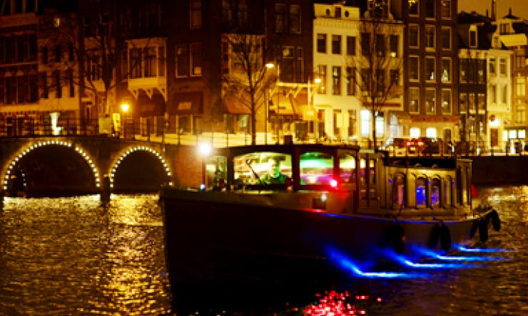 Canal Boat Trips in Amsterdam